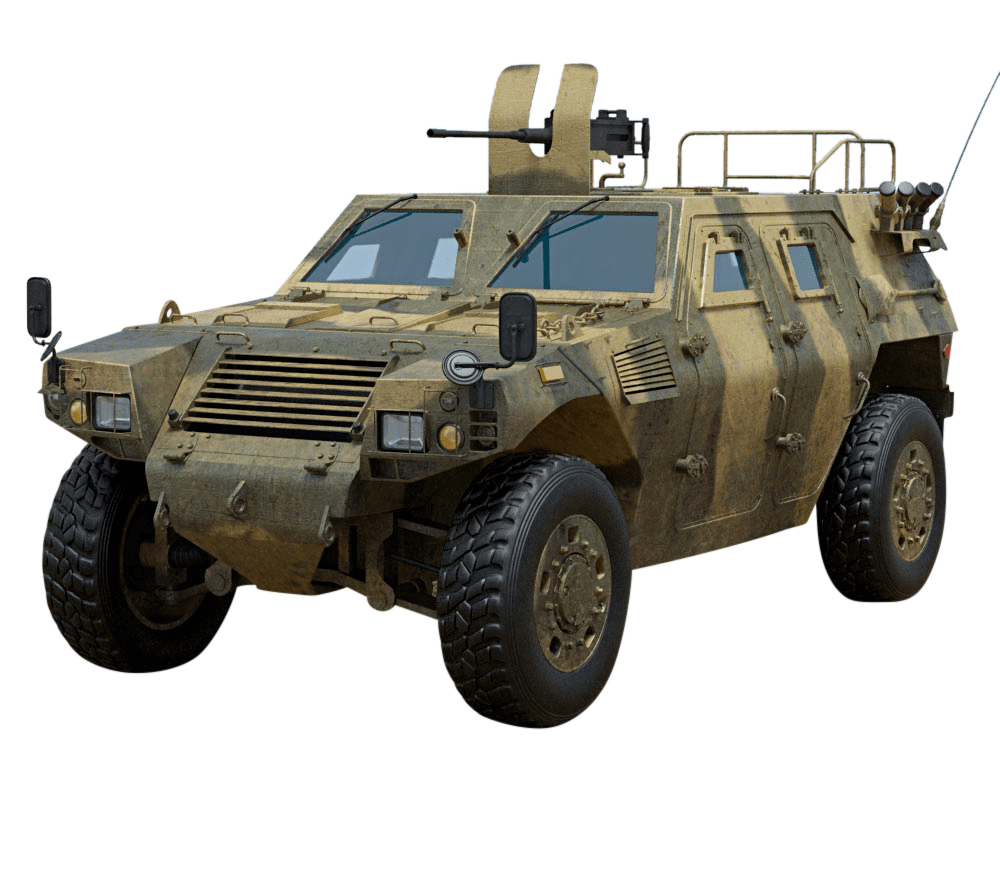 Armed Vehicles