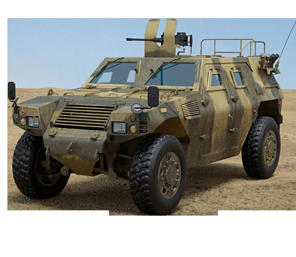 Light Armored Vehicles