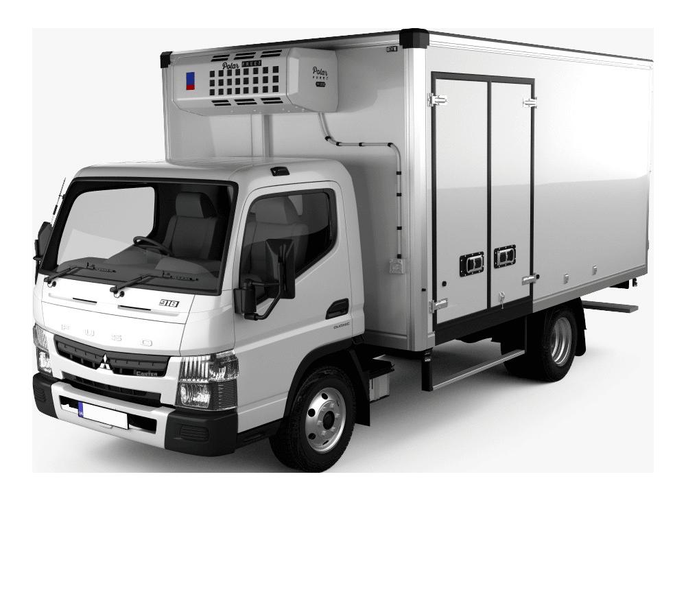 Refrigerator Trucks