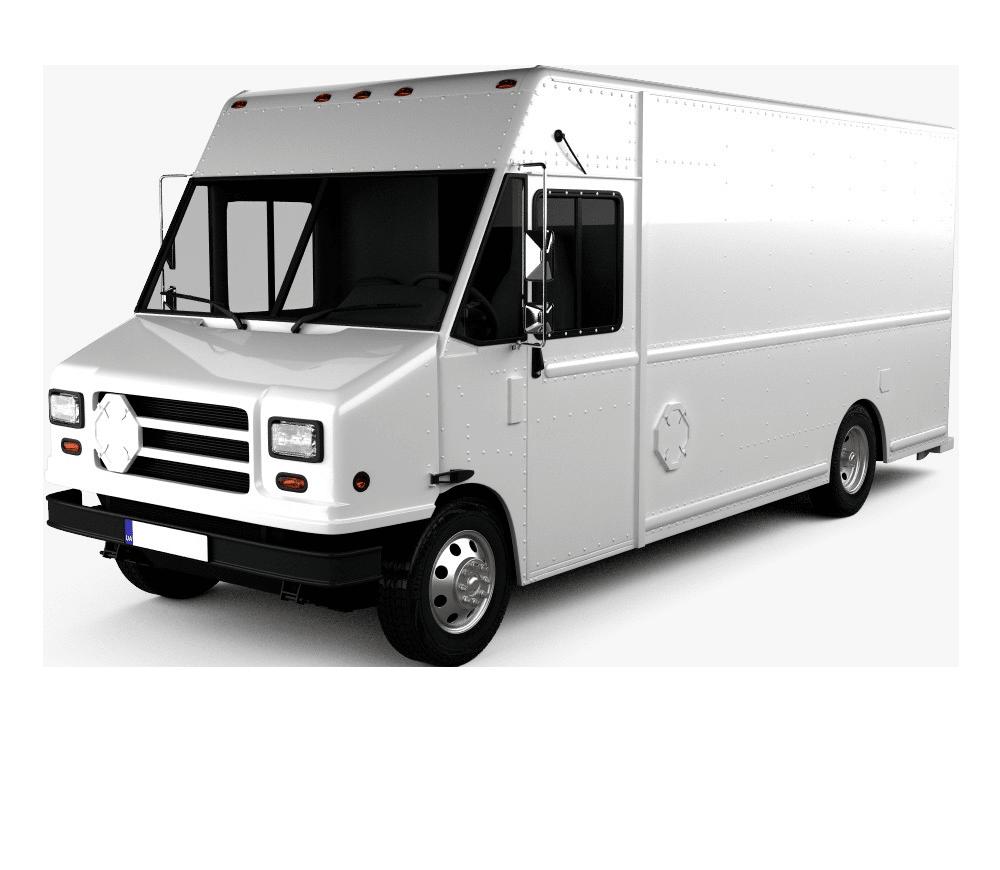 Step Van Truck