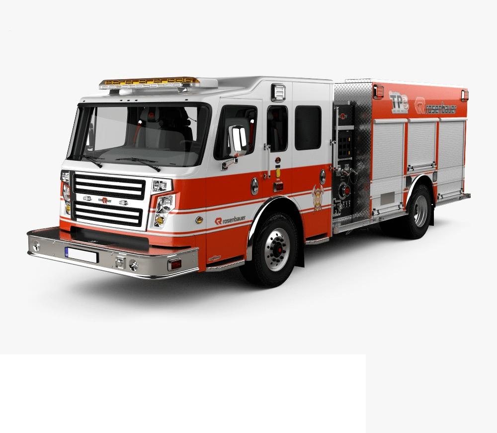 Urban Search & Rescue Vehicle